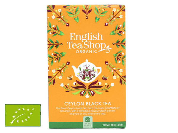CEYLON BLACK TEA BIO