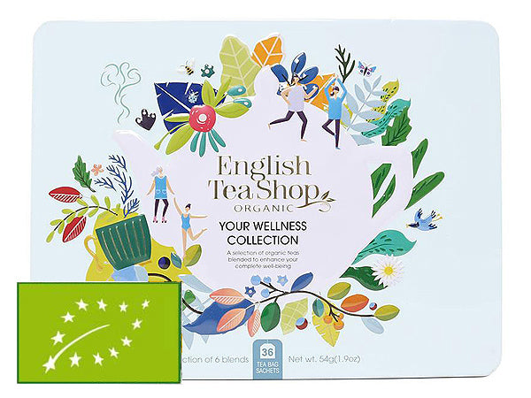 "COFANETTO BIO ""YOUR WELLNESS COLLECTION"" - ENGLISH TEA SHOP"