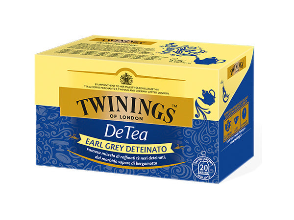 DETEA - EARL GREY - TWININGS