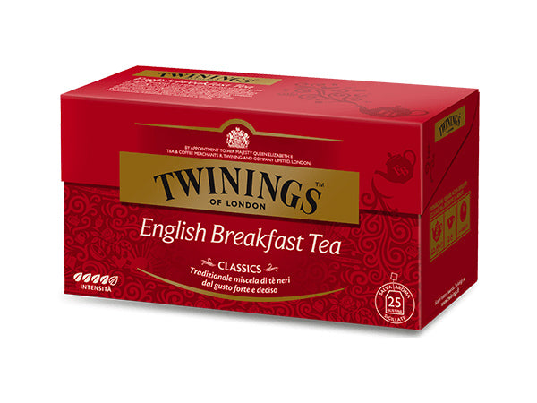 TÈ NERO - ENGLISH BREAKFAST - TWININGS
