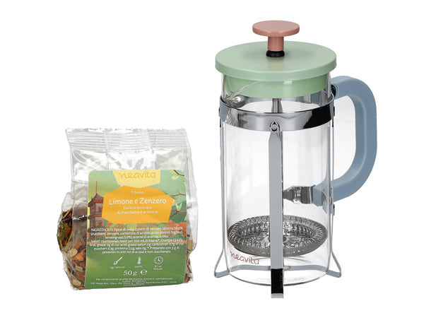 "FRENCH PRESS ""VERDE"" NEAVITA"