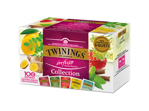INFUSI  - COLLECTION - TWININGS
