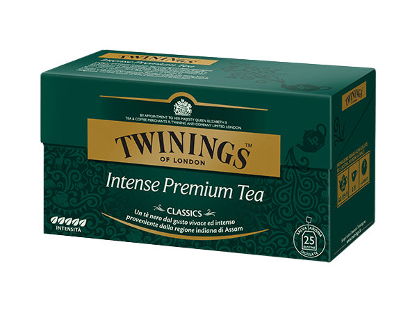 TÈ NERO - INTENSE PREMIUM TEA - TWININGS