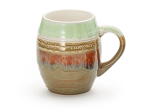 "MUG ""KIAN"" LIGHT GREEN"
