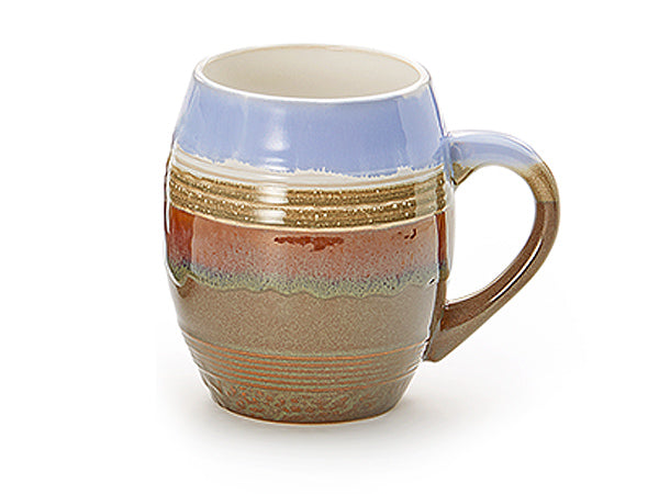 "MUG ""KIAN"" LIGHT BLUE"
