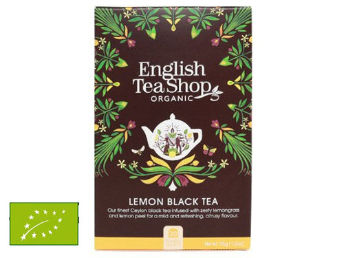 LEMON BLACK TEA BIO