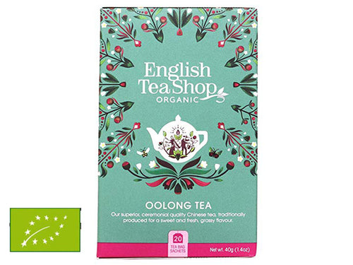 OOLONG TEA BIO