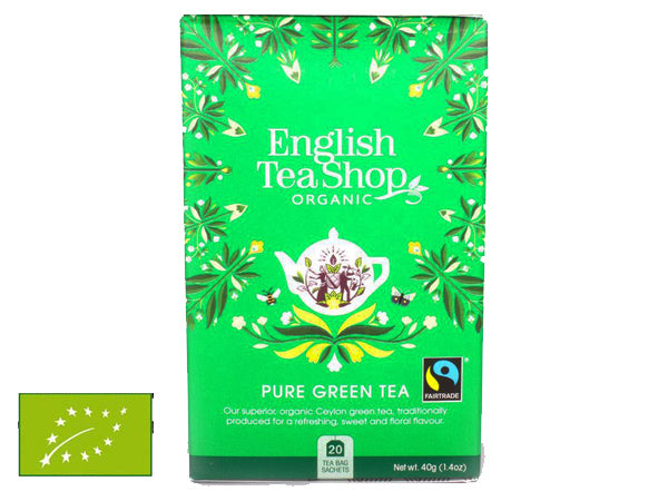 PURE GREEN TEA BIO
