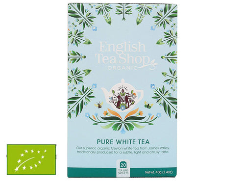 PURE WHITE TEA BIO