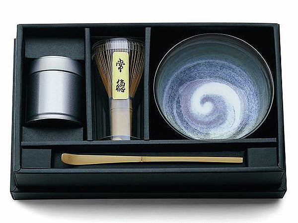 "JAPANESE MATCHA SET ""YUMA"""