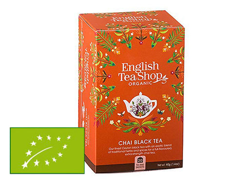 CHAI BLACK TEA BIO