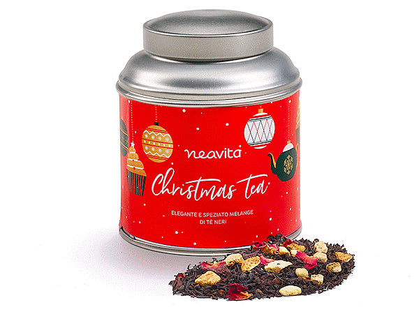 CHRISTMAS TEA NERO - LATTINA