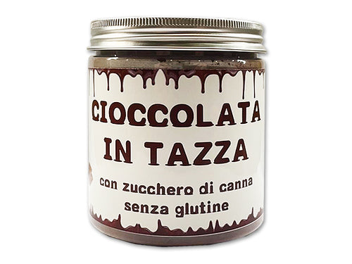 CIOCCOLATA IN TAZZA - YOU & TEA