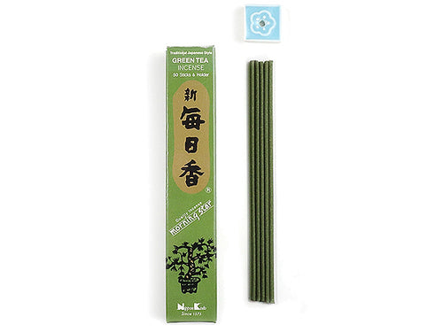 GREEN TEA - INCENSO GIAPPONESE - NIPPON KODO