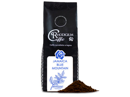 CAFFÈ JAMAICA BLUE MOUNTAIN - RHODIGIUM