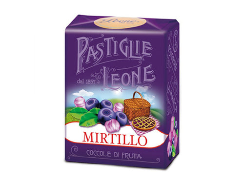 PASTIGLIE LEONE - MIRTILLO