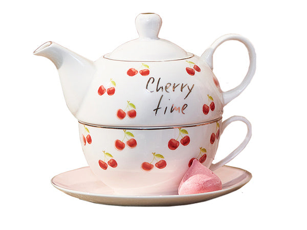 "TEA FOR ONE "" CHERRY TIME "" - NEAVITA"