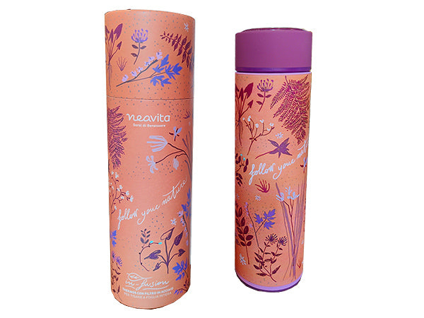 "THERMOS  ""IN-FUSION NATURE"" ARANCIO - NEAVITA"