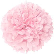 PUFF DECOR 40cm - LOVELY PINK