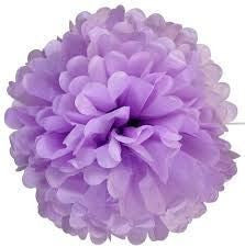 PUFF DECOR 40cm -PRETTY PURPLE