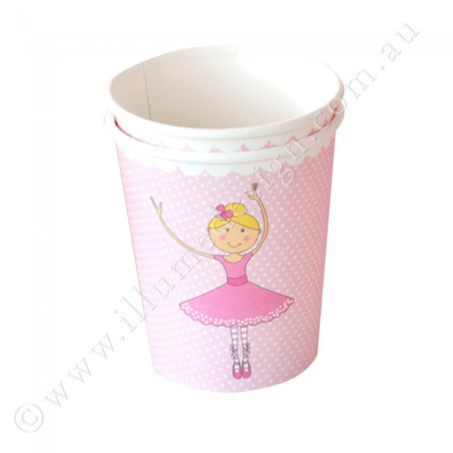 Ballerina Cup - Pack of 12