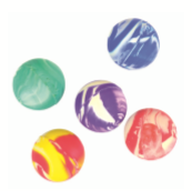 FAVOUR BOUNCE BALL MARBLE 5PCS