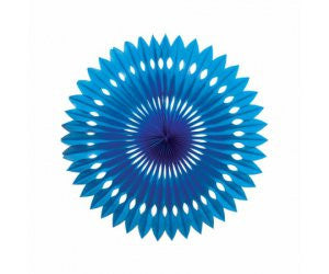 HANGING FAN TRUE BLUE 40CM 1 PK
