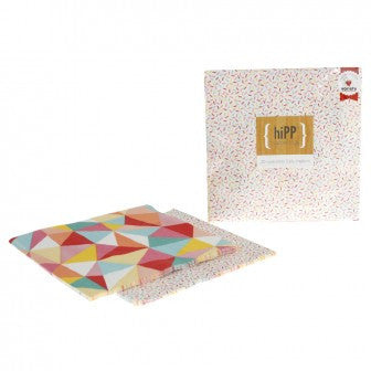 napkins reversible 3ply - sprinkles-mosaic