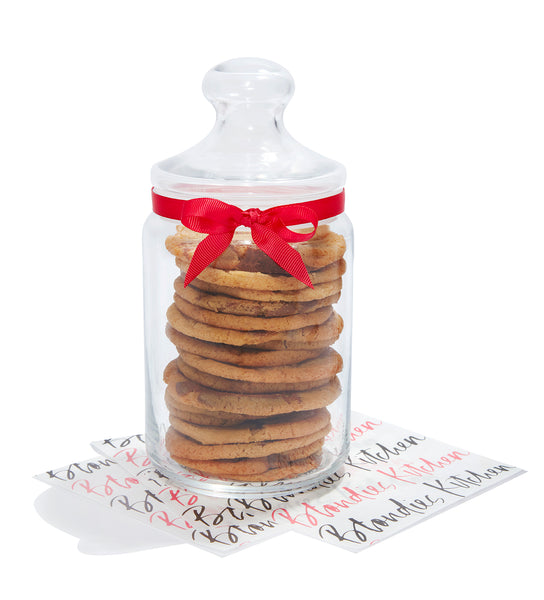 Large Christmas Cookie Jar