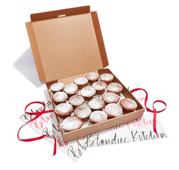 Sharing Box of 18 Mince Pie Cookie Cups