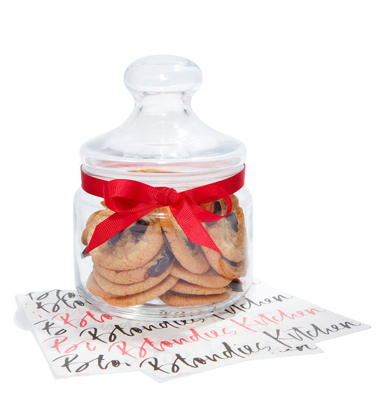 Christmas Cookie Jar of Mini Cookies