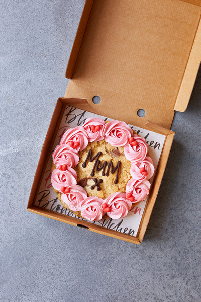 Mini Mother's Day Personalised Cookie- London Delivery Only