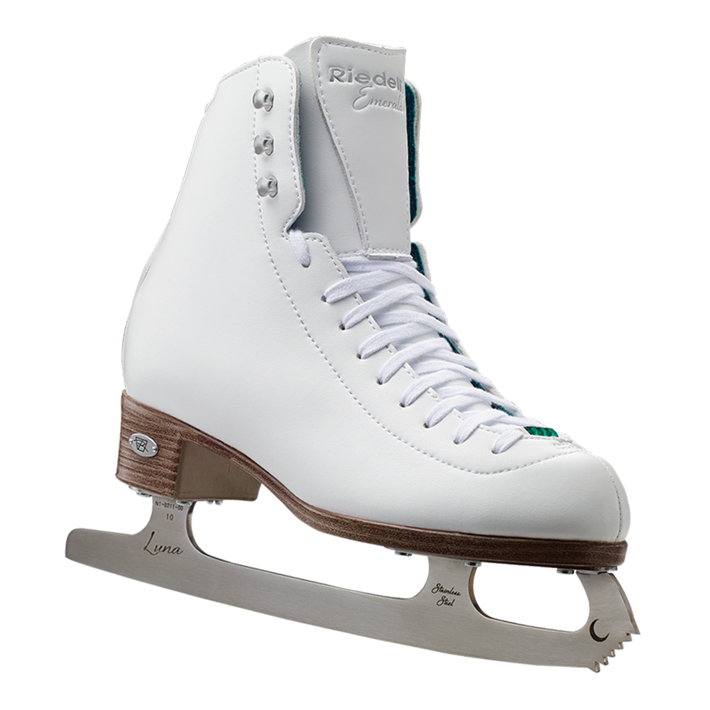 Riedell Model 19 Emerald Girls Skates