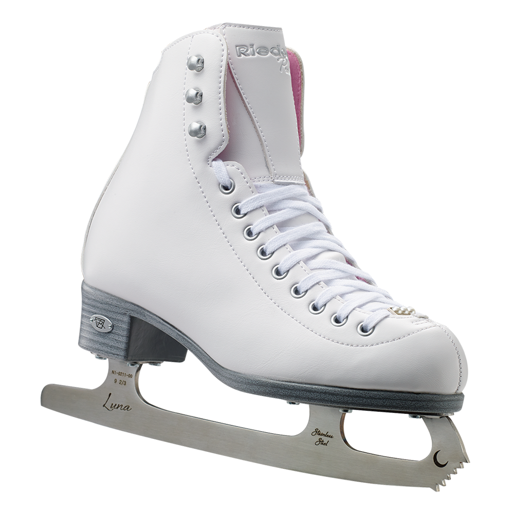 Riedell Model 14 Pearl Girls Skates