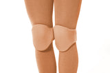 Padded Lycra Velcro Knee Pads - Pair - 855