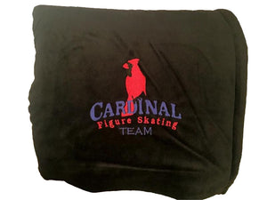 Cardinal FS Team Mountain Lodge Blanket