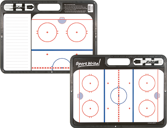 Pro Ice Hockey Coach Board