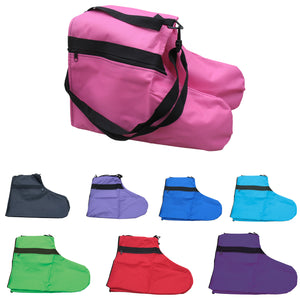 Saddle-Style Ice Skate Bag