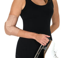 Lycra Padded Elbow Protection Set 856