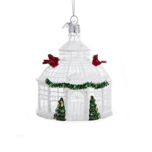 Noble Gems™ Conservatory Glass Ornament NB1073
