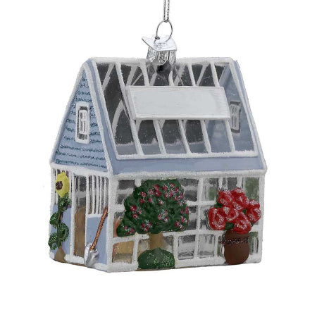 Noble Gems™ Greenhouse Glass Ornament NB0840