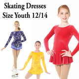 Skating Dresses Size Child XLarge (Youth 12/14)