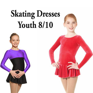 Skating Dresses Size Child Medium (Youth 8/10)