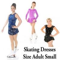 Skating Dresses Size Adult Small