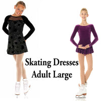Skating Dresses Size Adult Large