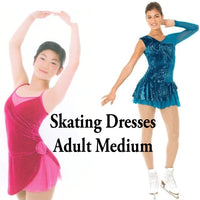 Skating Dresses Size Adult Medium