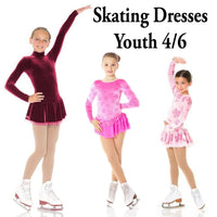 Skating Dresses Size Child Xsmall (Youth 4/6)