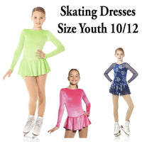 Skating Dresses Size Child Large (Youth 10/12)