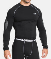 Men's UA Hockey Grippy Fitted Top
