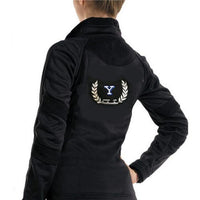 Embroidered Yale Figure Skating Team Jacket